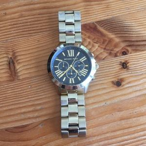 Michael Kors Accessories - Michael Kors Gold Chronograph Watch - Used